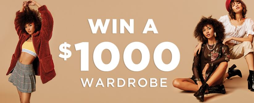 Glassons Competition: Win a $1000 wardrobe at glassons.com/win