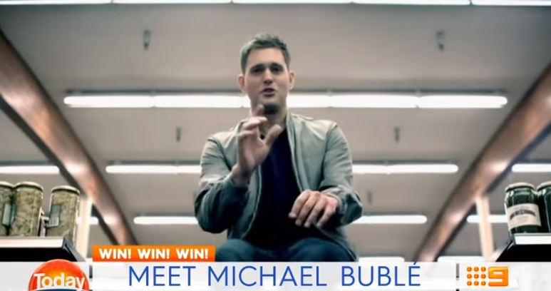 Today show michael bubl competition win a trip to meet michael today show michael bubl competition win a trip to meet michael bubl in sydney m4hsunfo