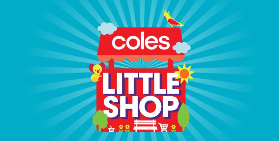best loved 8d182 479b5 Nova 100 Competition: Win 1 of 450 Coles Little Shop Display Cases