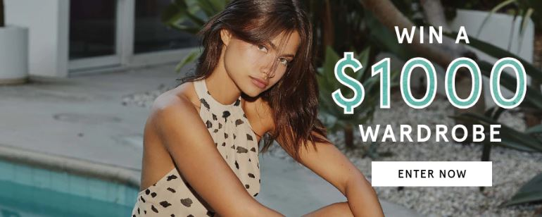 Glassons Competition: Win a $1000 gift voucher