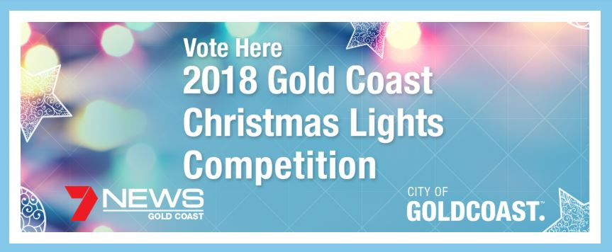 7 News Gold Coast Christmas Lights Competition: Vote for