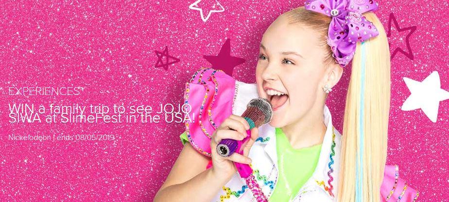 Foxtel Jojo Siwa Competition: Win a family trip to see Jojo Siwa at