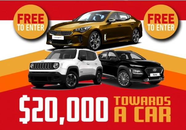 My Money House Win a Car Competition: Win $20,000 towards a