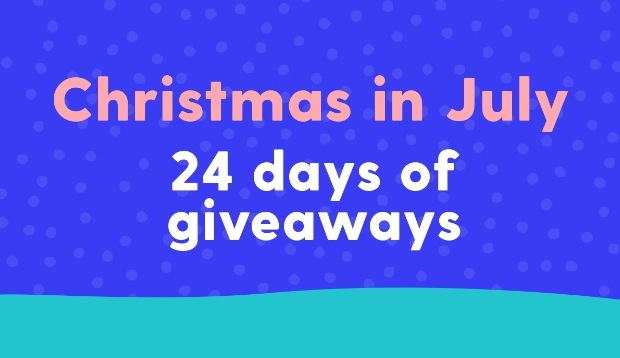 Christmas Giveaways 2019.Beautyheaven Christmas In July 24 Days Of Giveaways Win 1