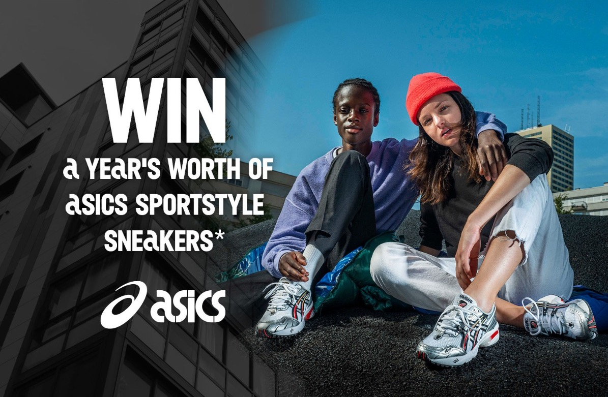 asics competition